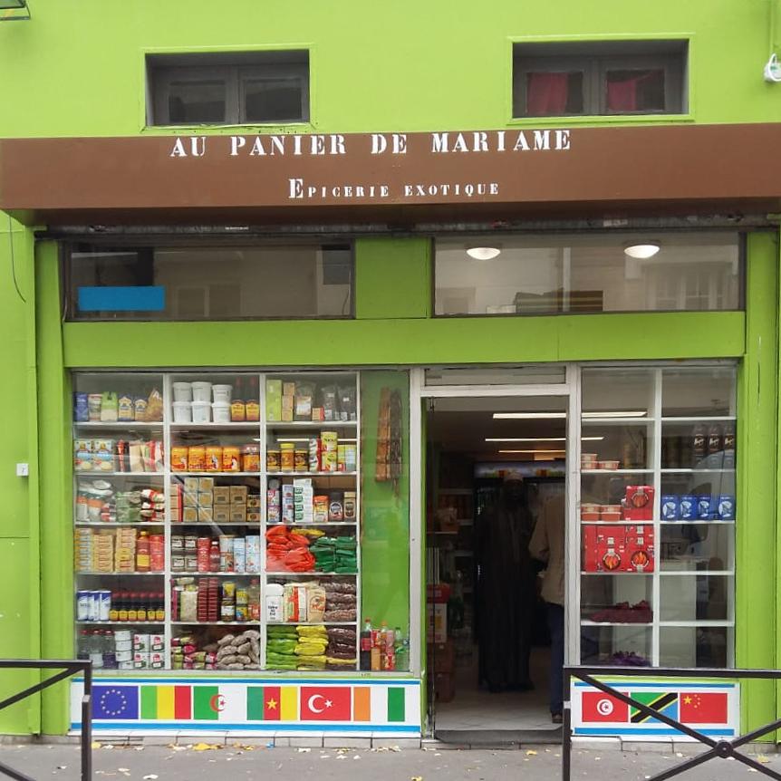 Boutique au Panier de Mariame